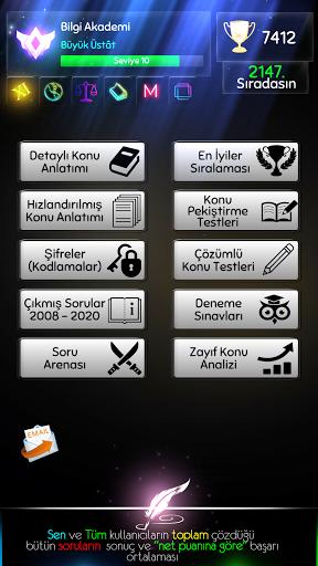 KPSS Tarih Konu Anlatu0131mu0131, Denemeler - Gu00fcncel 6.3.516 screenshots 17