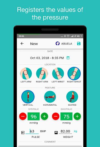 Blood Pressure Control  screenshots 1