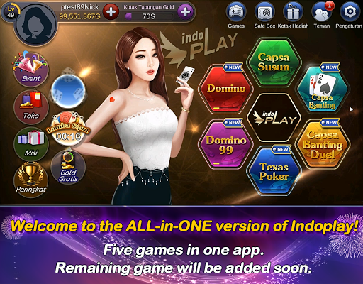 IndoPlay All-in-One  screenshots 1