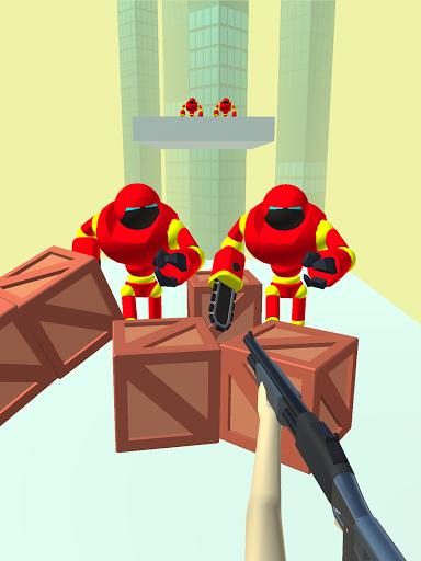 Gun Master 3D: Shoot 'Em Down android2mod screenshots 12