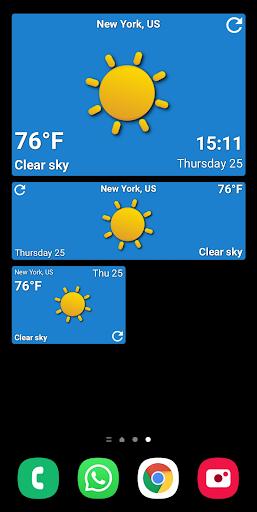 Weather Forecast 2.0.3 Screenshots 6
