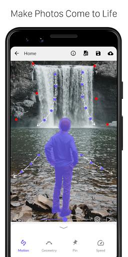 StoryZ Photo Video Maker & Loop video Animation apktram screenshots 1