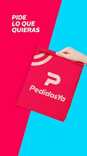 PedidosYa - Delivery Online Screenshot