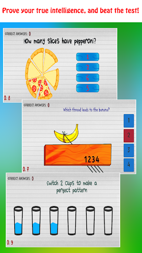 the idiot test - challenge screenshot 3