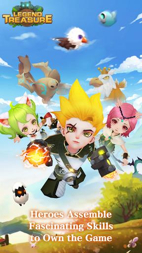 Legend of Treasure - Fantasy Land of Gold & Arrow! 2.0.16 screenshots 1