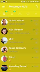 Messenger Gold Pro 1