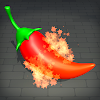 Extra Hot Chili 3D