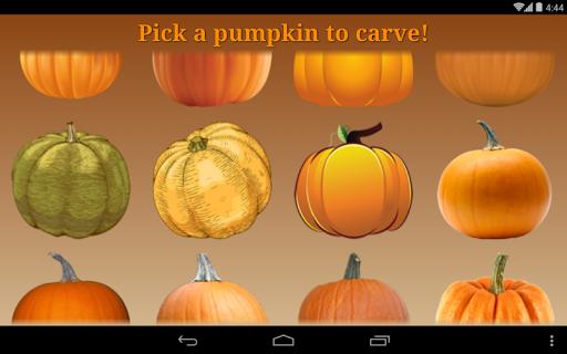 Pumpkin Carver 3.0.0 screenshots 8