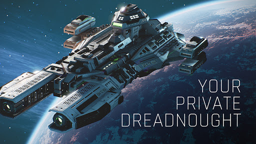 Télécharger Ark of War: Galaxy Pirate Fleet mod apk screenshots 6