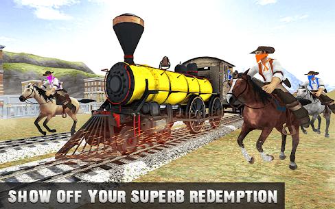 Snow West Mafia Redemption Mod Apk (Dumb Enemy) 2