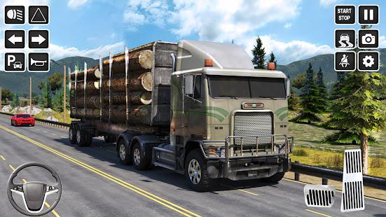 City Truck Parking 3D 0.3 screenshots 1