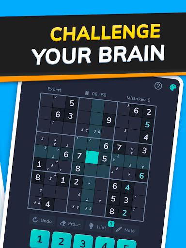 Bitcoin Sudoku - Get Real Free Bitcoin!  screenshots 12
