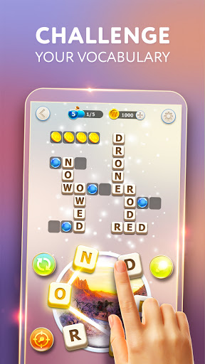 Magic Word - Find & Connect Words from Letters 1.9.4 screenshots 2
