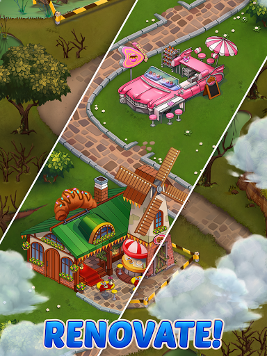 Saras Diner: Merge Farm  screenshots 16