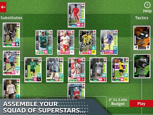 Bundesliga Match Attax 21/22 Apkfinish screenshots 9
