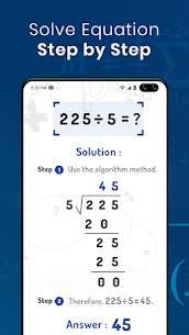 Math Scanner By Photo Pro Apk- Solve My Math Problem 6