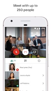 Google Meet – Secure Video Meetings 3