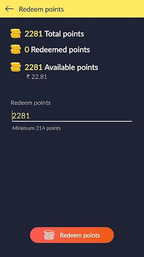 WinGa - Win Loyalty points & Rewards - Roz kamao  screenshots 4