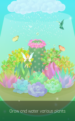 My Little Terrarium - Garden Idle apktram screenshots 8
