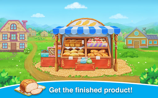 Farm land and Harvest - farming kids games 1.0.11 screenshots 5