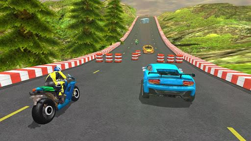 Car vs Bike Racing screenshots 5