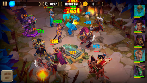 Juggernaut Wars - raid RPG games 1.4.0 screenshots 1