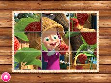 Masha and the Bearの知育ゲームのおすすめ画像5