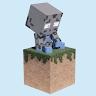 Minecraft One Block game apk icon