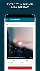 MP3 Video Converter – Extract music from videos (PREMIUM) 3.5 Apk 2