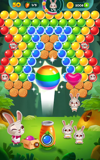 Bubble Bunny: Animal Forest 1.0.3 screenshots 19