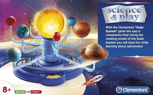 Solar System by Clementoni  screenshots 6