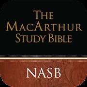 App Icon for NASB MacArthur Study Bible App in Czech Republic Google Play Store