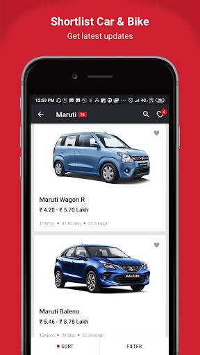 Zigwheels - New Cars & Bike Prices, Offers, Specs 3.1.20 Screenshots 6