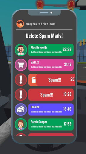 Text And Drive! 1.1.4 screenshots 16