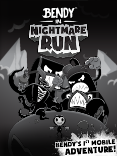 Bendy in Nightmare Run Screenshot