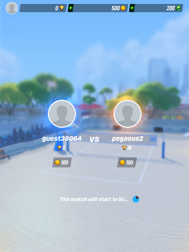 Volley Clash: Free online sports game 1.1.0 screenshots 7