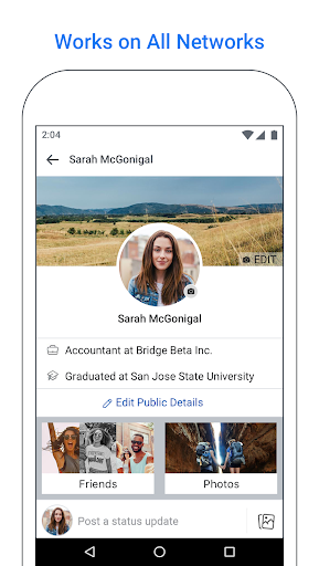 Facebook Lite 240.0.0.9.115 screenshots 3