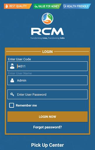 rcm pos official app screenshot 2