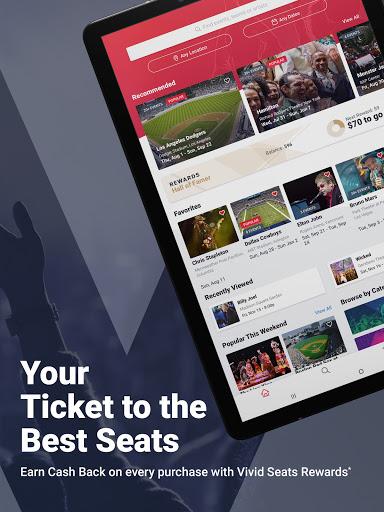 Vivid Seats   Event Tickets  Screenshots 5