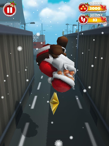 Fun Santa Run - Christmas Runner Adventure 2.7 screenshots 10