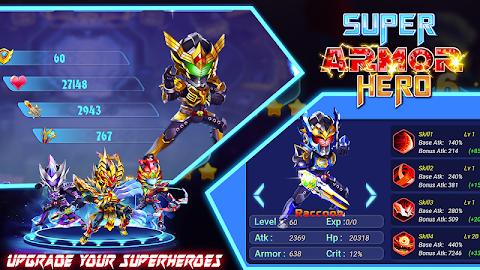 Superhero Armor: City War Premiumのおすすめ画像1