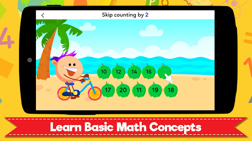Grade 1 Learning Games for Kids - First Grade App  screenshots 3
