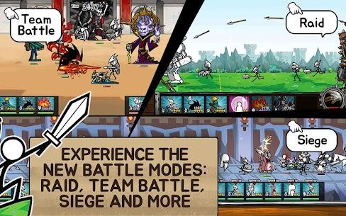 Cartoon Wars 3 Mod Apk – Get Unlimited Money and Gold 4
