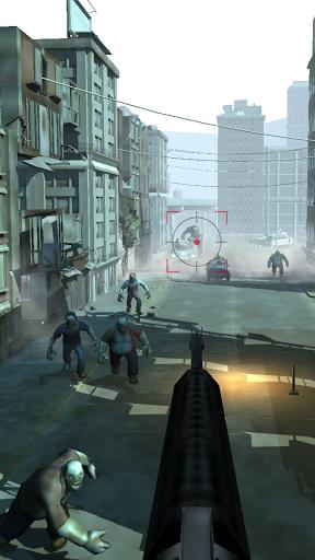 Télécharger War Zombie: Last Gunner Defense. Fight & Survive  APK MOD (Astuce) screenshots 1