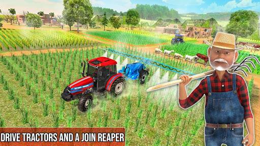 US Agriculture Farming 3D Simulator 1.0 screenshots 3