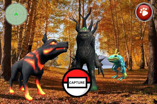Pocket Fantastic Creatures GO 1.1 screenshots 1