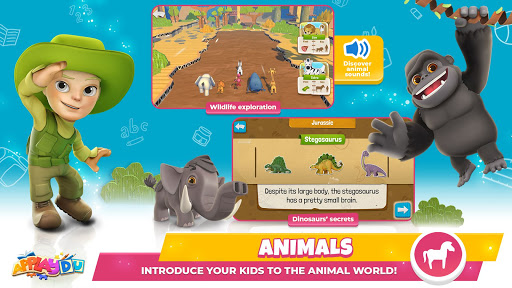 Applaydu by Kinder - Free Kids & Toddlers Games  screenshots 4