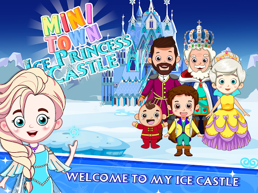Mini Town: Ice Princess Land 1.6 screenshots 5