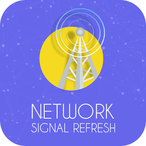 Network Refresher Network Signal Refresher 2.7 by Everjust Apps LLC logo