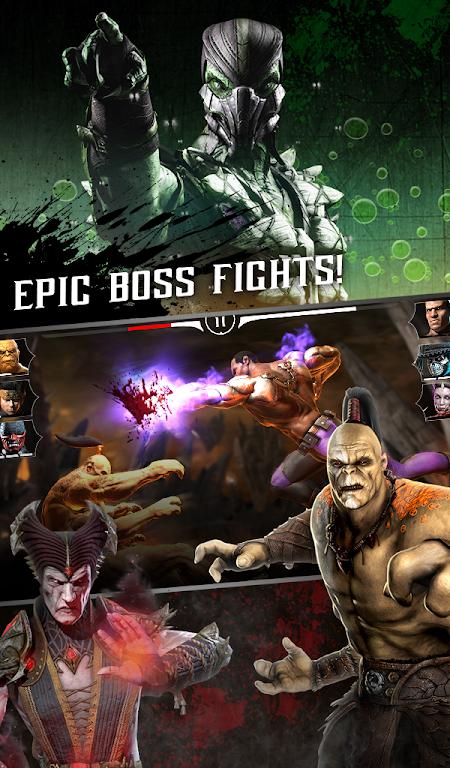 MORTAL KOMBAT: The Ultimate Fighting Game!  poster 3